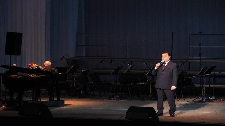 فنان روسي معروف يقيم حفلتين موسيقيتين في دونباس