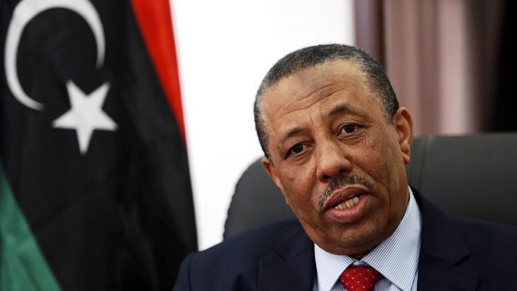 الثني يتهم واشنطن ولندن بمحاولة ضم متطرفين إلى حكومة الوفاق