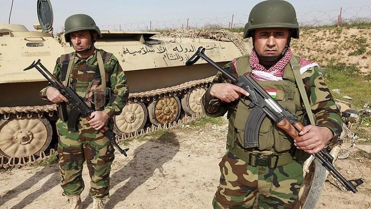 القوات الكردية تسيطر على معظم محافظة الحسكة