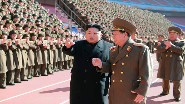 زعيم كوريا الشمالية يأمر بالاستعداد الكامل للقتال