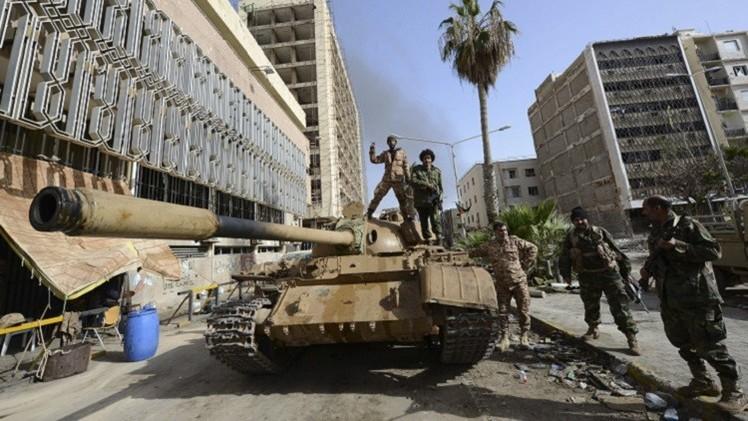 اعتقال 12 متهما بتفجيرات القبة وإبعاد الشركات التركية من المناقصات الليبية