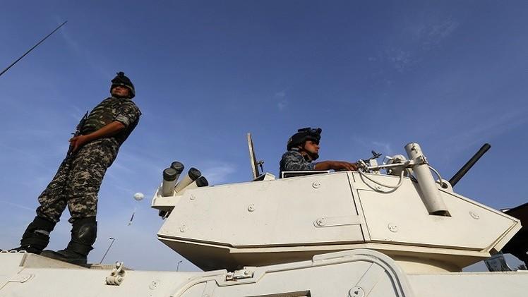 مقتل 4 انتحاريين وتفكيك 3 سيارات مفخخة في البغدادي بالعراق