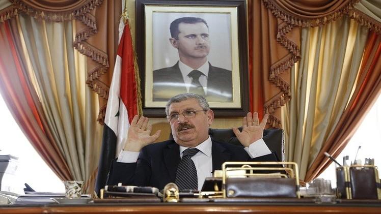 دمشق تنتظر موسم قمح واعدا