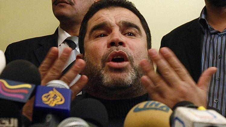 قيادي في حماس: لن نصمت على أي ضربة مصرية محتملة ضد غزة