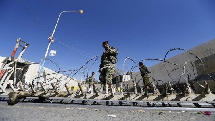 انفجار عنيف قرب الأكاديمية العسكرية شمال صنعاء