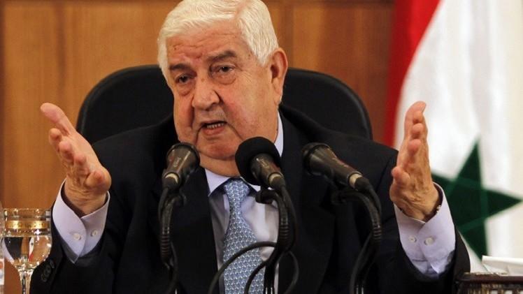 سوريا تطالب مجلس الأمن بإدانة