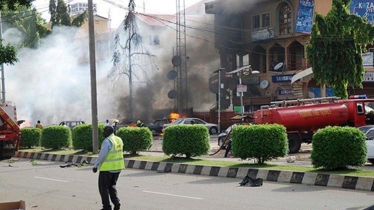 27 قتيلا جراء تفجيرات انتحارية في نيجيريا