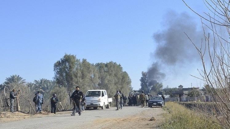 وزارة الدفاع العراقية تعلن تحرير معظم بلدة البغدادي