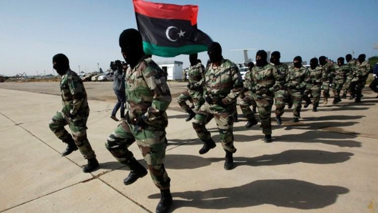 استحداث منصب القائد العام للجيش الليبي