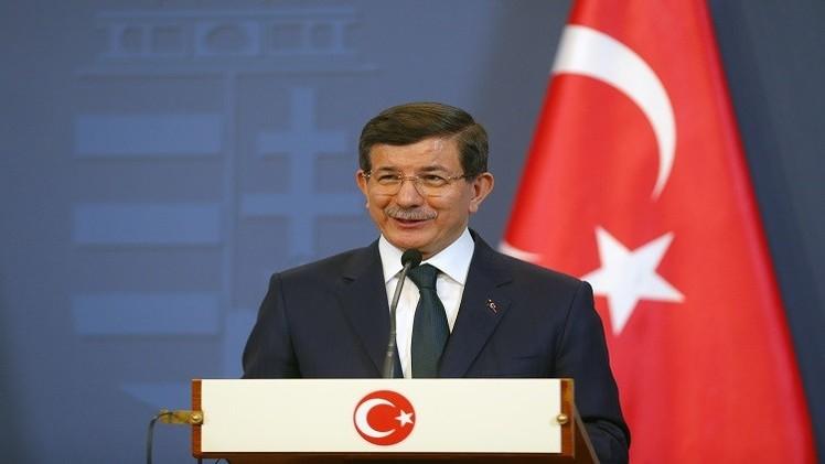 أوغلو: أخطرنا دمشق وحزب العمال الكردستاني بعملية نقل ضريح شاه سليمان