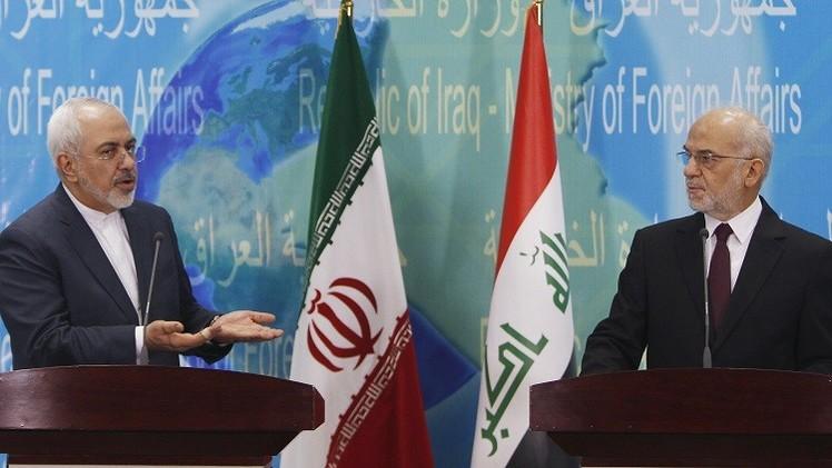 ظريف يؤكد عزم إيران تطوير علاقاتها مع دول الجوار العربي
