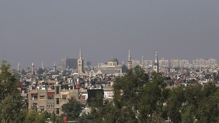 برلمانيون فرنسيون في دمشق لأول مرة منذ إغلاق السفارة الفرنسية