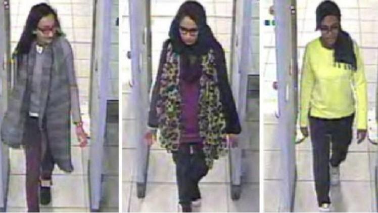 الشرطة البريطانية ترفض اتهامات أنقرة حول الفتيات المفقودات