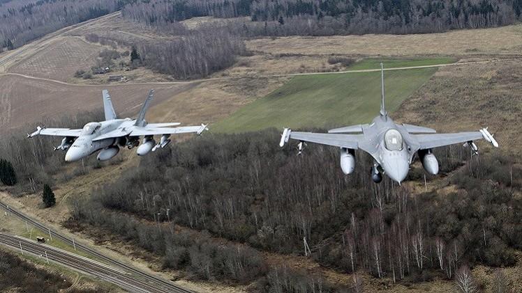 مقتل 4 طيارين بسقوط طائرتين عسكريتين في تركيا