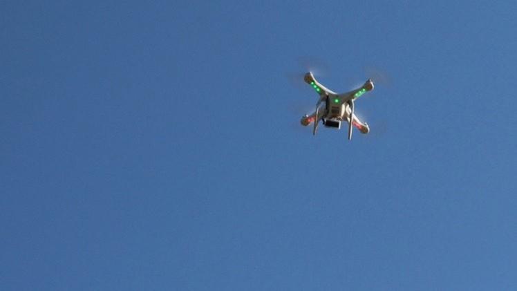 تحليق جديد لطائرات من دون طيار في سماء باريس