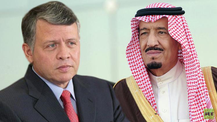 قمة أردنية سعودية تبحث محاربة الإرهاب والوضع في العراق واليمن