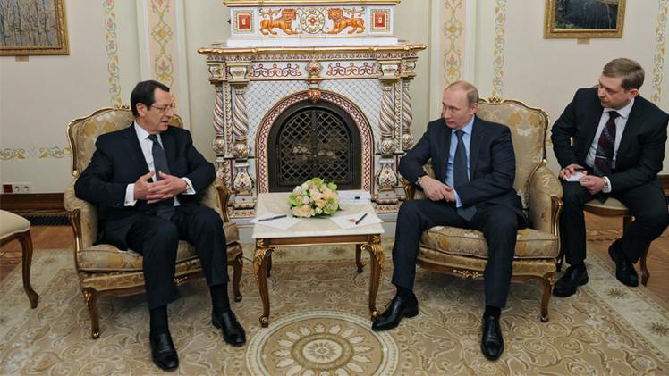 توقيع 9 اتفاقيات للتعاون بين روسيا وقبرص في مجالات عدة
