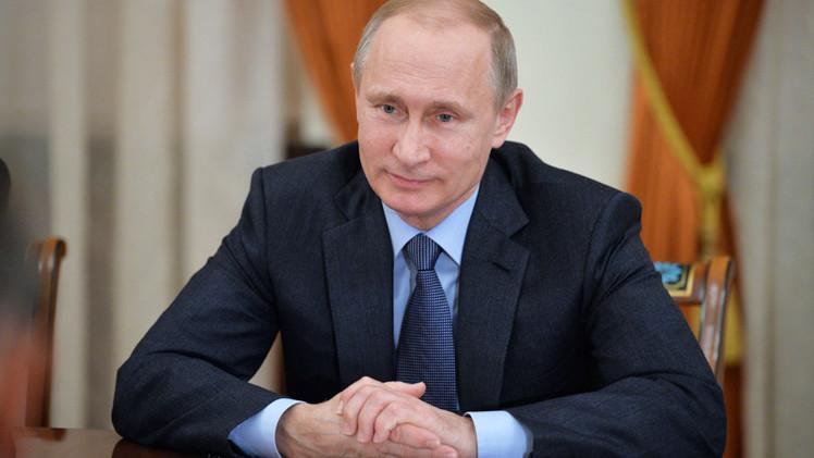 بوتين: على الاتحاد الأوروبي النظر إلى مصالحه قبل فرض أي عقوبات