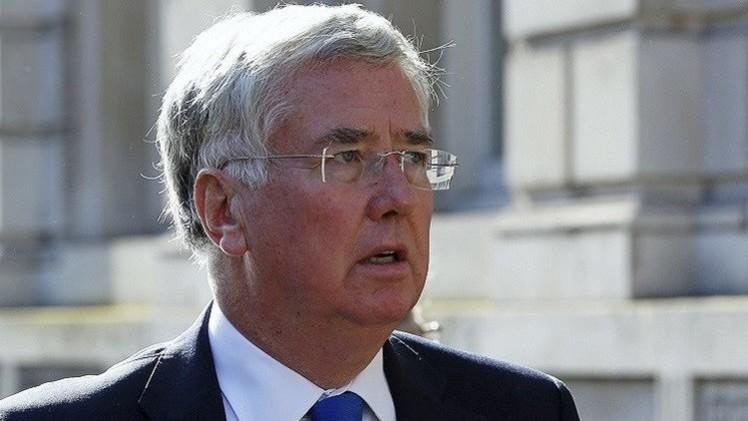 وزير الدفاع البريطاني: لن ننشر قوات قتالية في أوكرانيا