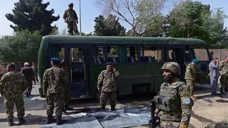 قتيلان بتفجير استهدف سيارة للسفارة التركية في كابل (فيديو)