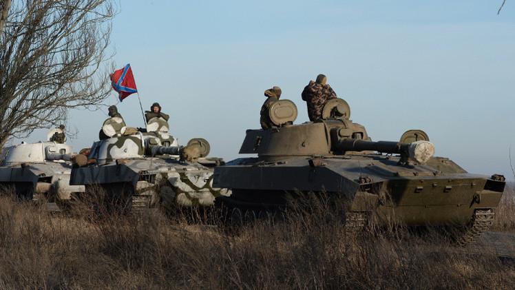 لافروف: الهدنة شرق أوكرانيا تحقق نتائج ملموسة