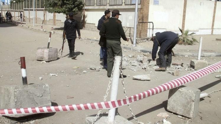 مقتل شخص على الأقل في سلسلة انفجارات بالجيزة