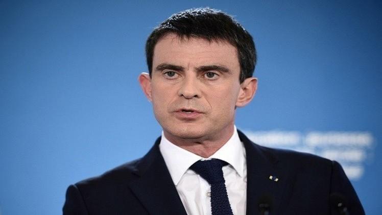 فالس يدين لقاء برلمانيين فرنسيين بالأسد