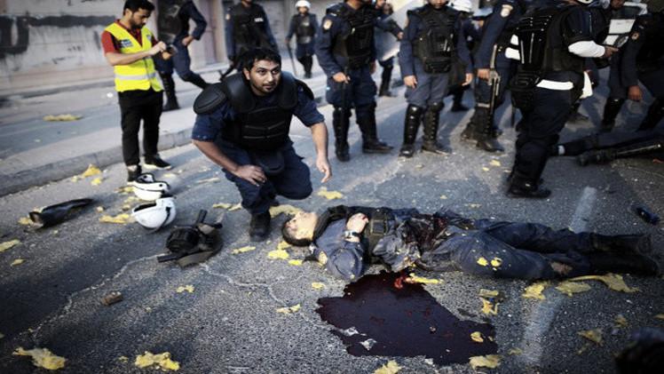 البحرين.. الإعدام لـ 3 والمؤبد لـ 6 بتهمة قتل شرطيين