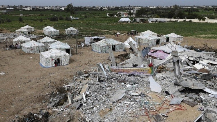 100 عام لإعادة الإعمار في قطاع غزة
