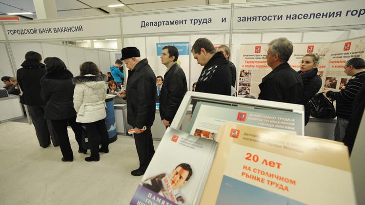 ارتفاع بسيط في عدد العاطلين عن العمل في روسيا في 2015