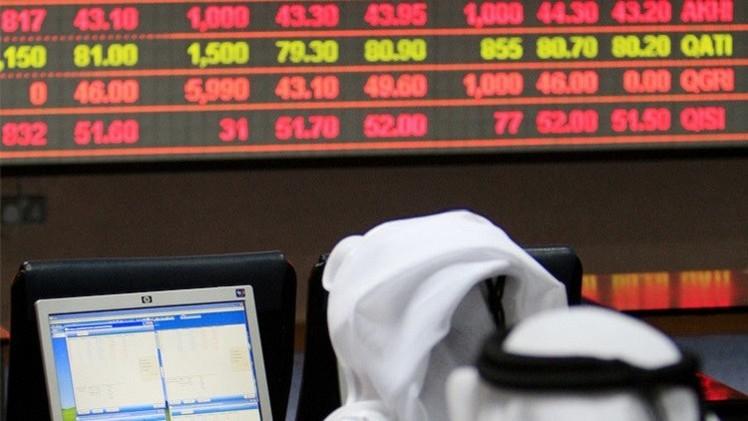الأسواق الخليجية تتراجع خلال تعاملات الخميس