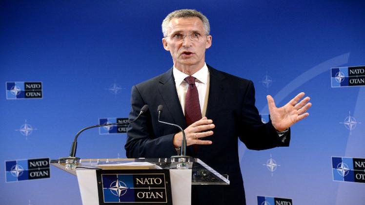 الناتو: لا يوجد أي حديث عن تدخل عسكري للحلف في ليبيا