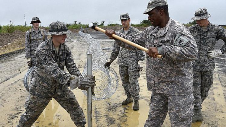 انتهاء مهمة الجيش الأمريكي مع