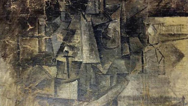ضباط جمارك أمريكيون يكتشفون لوحة لبيكاسو سرقت في فرنسا