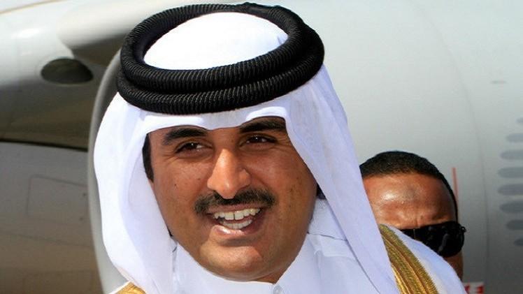 أمير قطر: نختلف مع القاهرة ولدينا رغبة في استقرار حكومتها