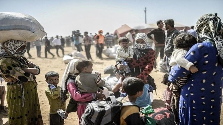 الأمم المتحدة تدق ناقوس الخطر بشأن أزمة اللاجئين السوريين