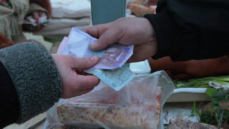 كييف: الاقتصاد خسر 15% من الناتج المحلي الإجمالي جراء الأزمة