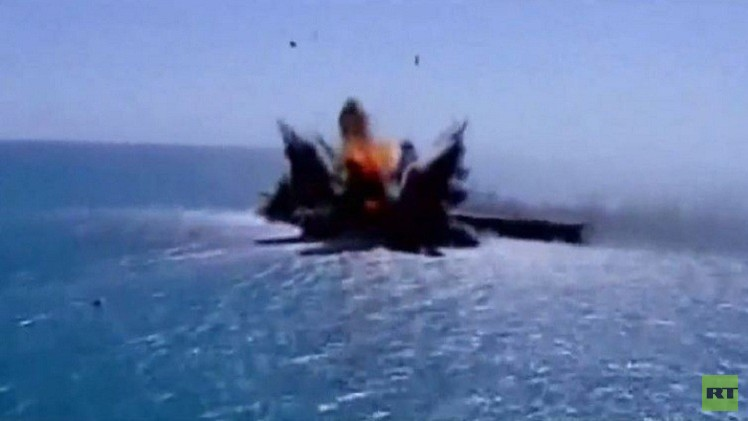 طهران: انتهاء مناورات الحرس الثوري باختبار سلاح استراتيجي جديد