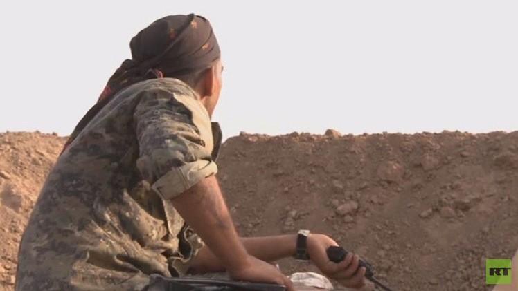 الأكراد يسيطرون على بلدة تل حميس شمال الحسكة