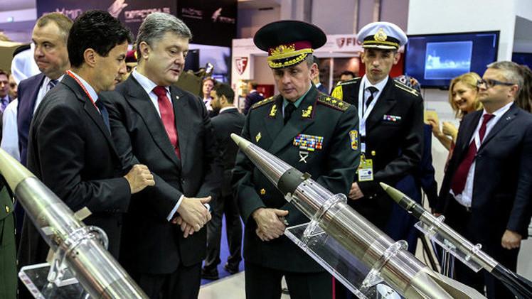 الإمارات: اتفاقية التعاون العسكري مع أوكرانيا لا تشمل أية صفقات تسلح