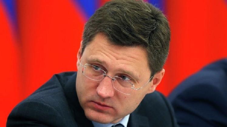 وزير الطاقة الروسي: قطر ترغب بالاستثمار في المشاريع الروسية