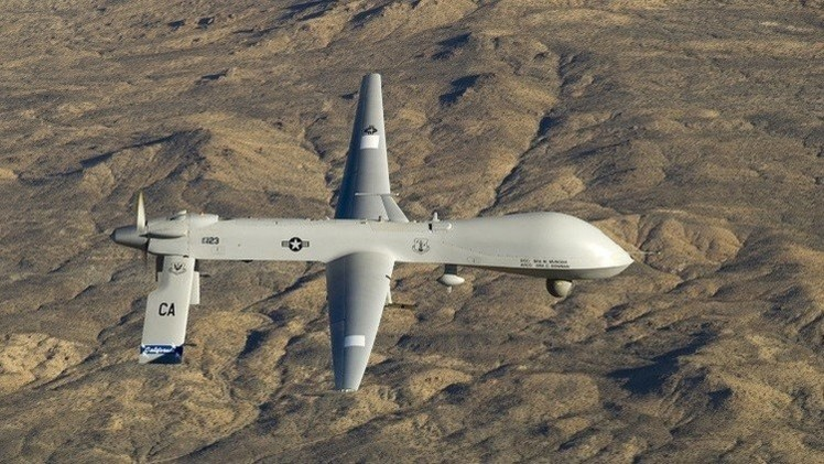 اليمن.. 4 قتلى بغارة لطائرة بدون طيار أمريكية في شبوة