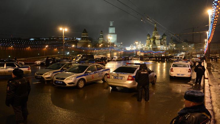 بوتين يتوعد مدبري ومنفذي جريمة قتل نيمتسوف (فيديو)