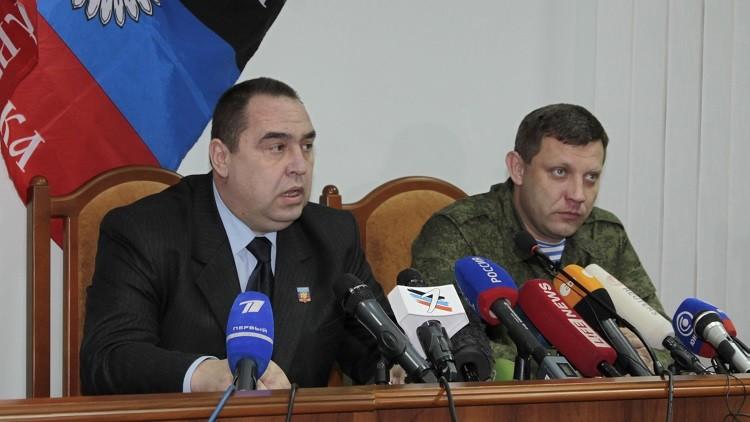 بوتين قلق من تواصل النزاع في أوكرانيا ويدعو الطرفين إلى وقف إراقة الدماء