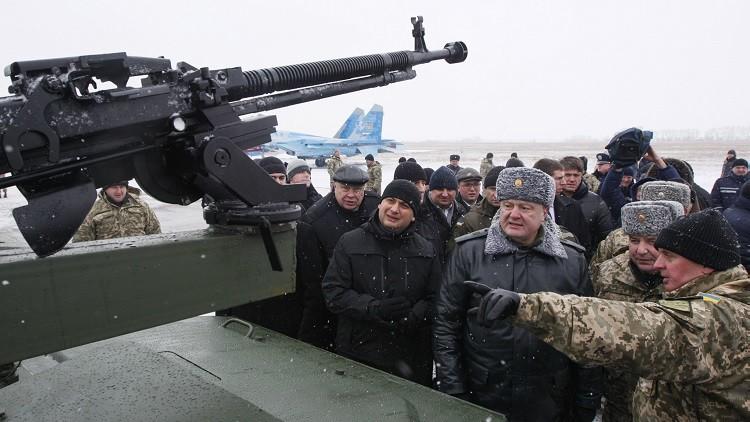 ميركل تجدد رفضها تزويد أوكرانيا بأسلحة فتاكة