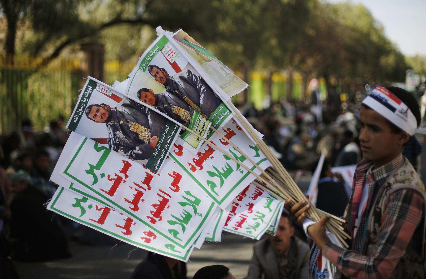 الحوثيون يهددون بالاستيلاء على السلطة في اليمن
