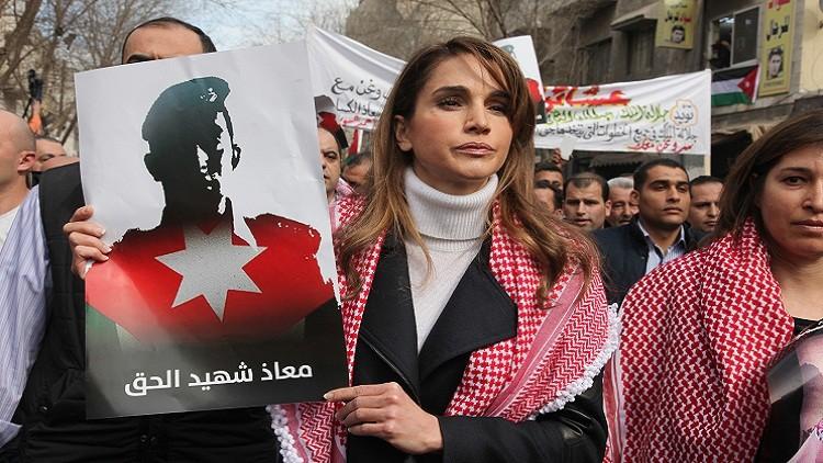 قائد سلاح الجو  الأردني: مصممون على مسح داعش عن وجه الأرض والبغدادي هدفنا القادم