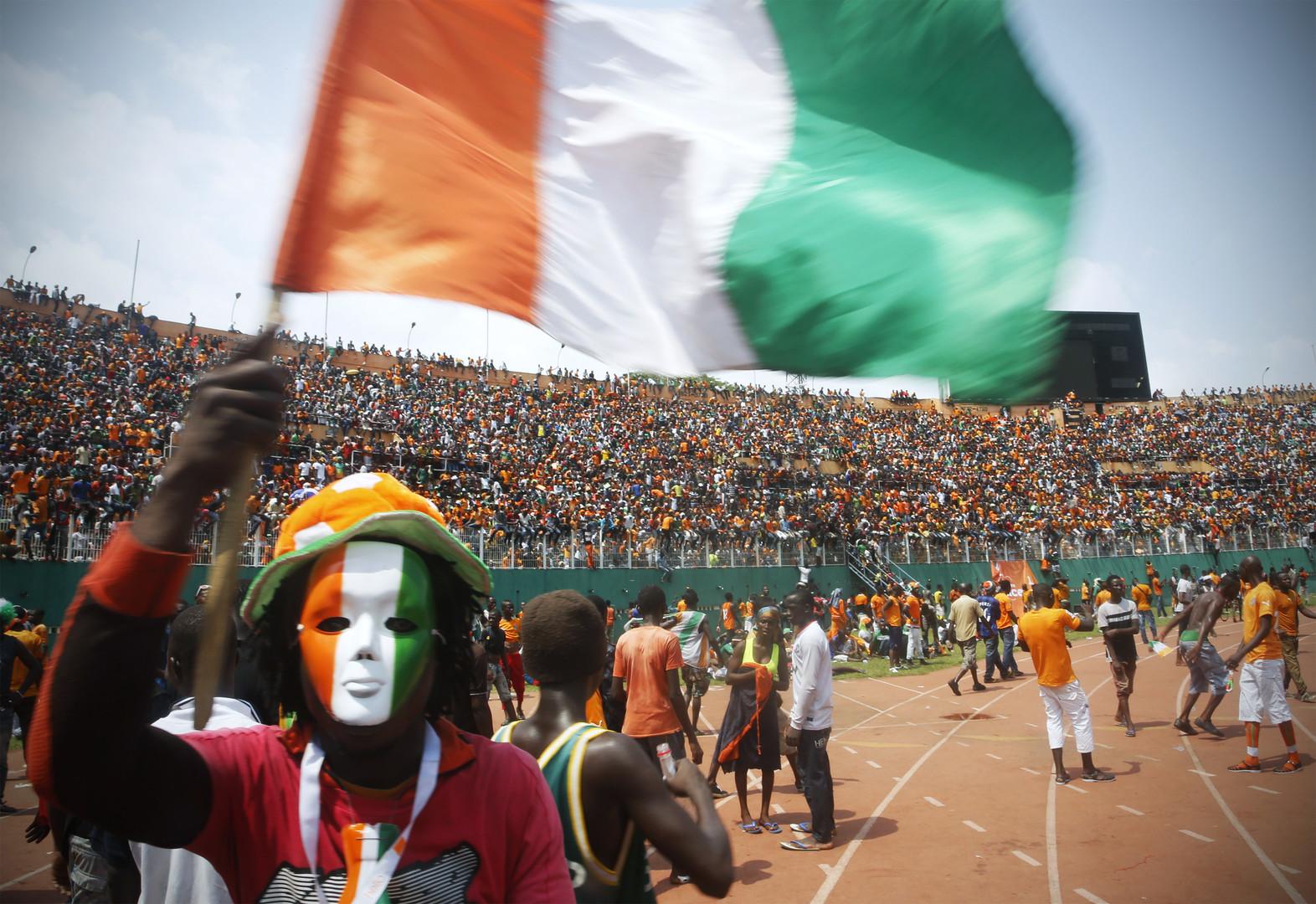45 ألف مشجع انتظروا لاعبي ساحل العاج أبطال إفريقيا