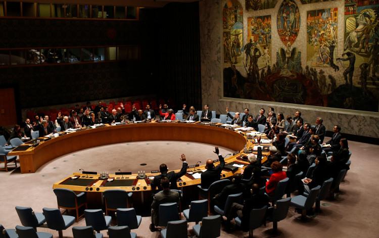 مجلس الأمن الدولي.. صورة أرشيفية