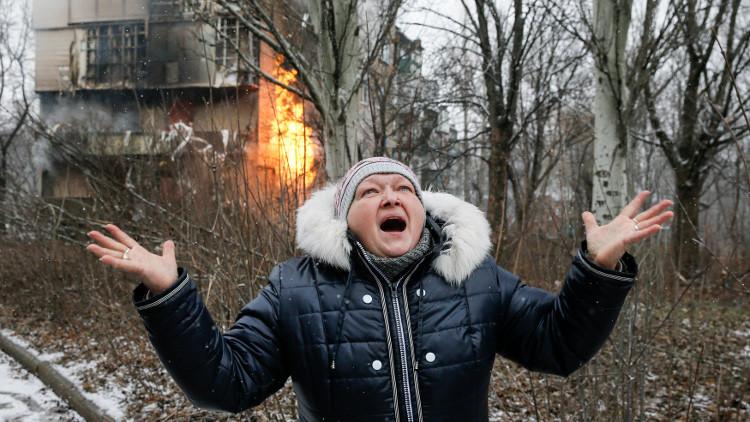بوتين يبحث مع مجلس الأمن الروسي سير تنفيذ اتفاقات مينسك